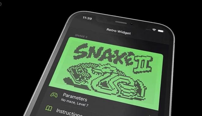 Đã có thể chơi Rắn săn mồi kinh điển trên Apple Watch và iPhone - Ảnh 1.