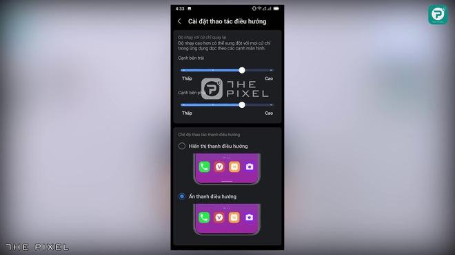 Rò rỉ VOS 4.0 dành cho smartphone Vsmart - Ảnh 3.