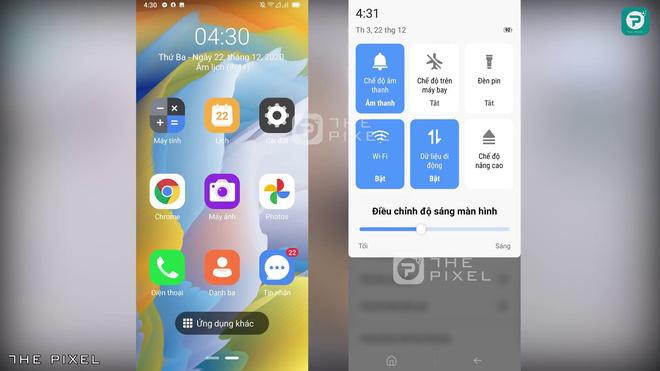 Rò rỉ VOS 4.0 dành cho smartphone Vsmart - Ảnh 4.