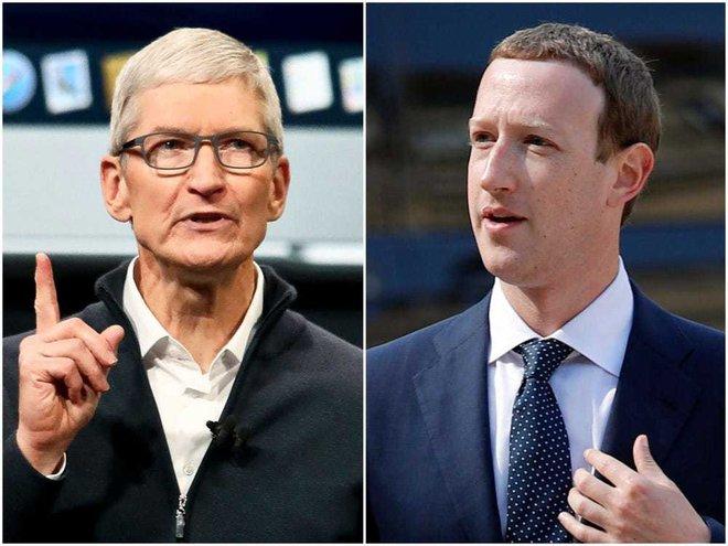 Lịch sử đối đầu giữa hai 'đế chế' Facebook và Apple - Ảnh 1.