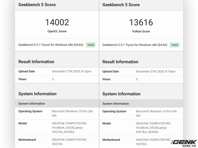 Đánh giá hiệu năng gaming Intel Iris Xe trên Asus VivoBook S14 S433: Ultrabook nay đã có thể chơi game - Ảnh 7.