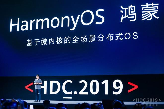 HarmonyOS 2.0 của Huawei thực chất vẫn chỉ là Android - Ảnh 1.