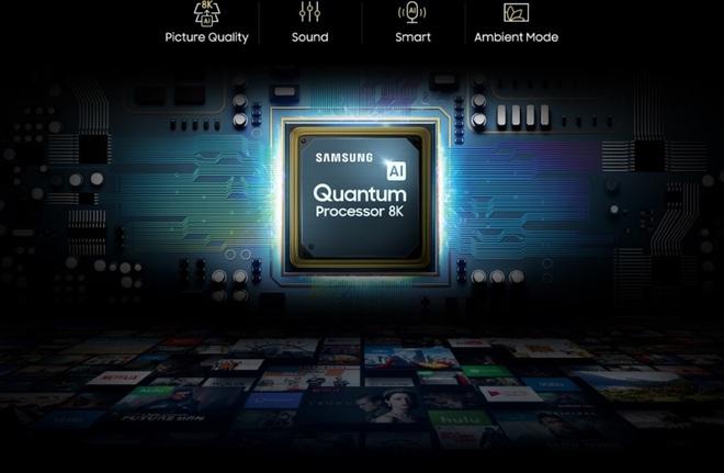 Samsung đang thể hiện vị thế dẫn đầu về Trí tuệ nhân tạo nhờ chiếc TV - Ảnh 1.