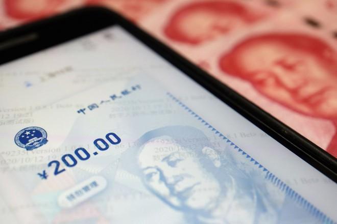 Thử nghiệm tiền kỹ thuật số lần 2 ở Trung Quốc: lôi kéo người dùng bằng xổ số và tiền mua bột giặt đủ cho cả năm - Ảnh 2.