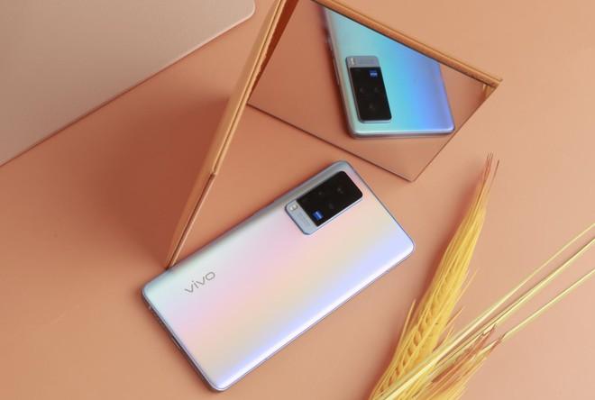 Vivo X60 và X60 Pro ra mắt: Exynos 1080 5nm, camera chống rung gimbal, màn hình AMOLED 120Hz, giá từ 12.4 triệu đồng - Ảnh 1.