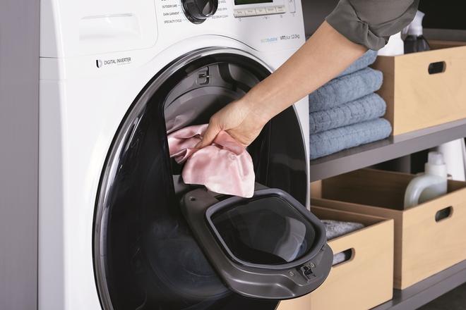 Samsung Addwash - chiếc máy giặt hoàn hảo trong hệ sinh thái thiết bị IoT gia đình - Ảnh 1.