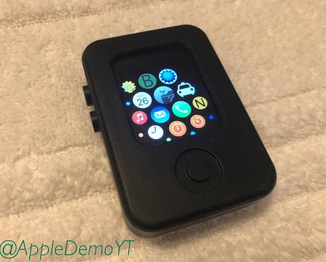 Lộ diện hình ảnh Apple Watch bản thử nghiệm: không đeo được nhưng vô cùng hầm hố - Ảnh 3.
