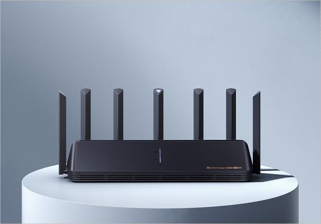 Xiaomi ra mắt Mi Router AX6000: Wi-Fi 6E, hỗ trợ mesh, giá 2.1 triệu đồng - Ảnh 1.