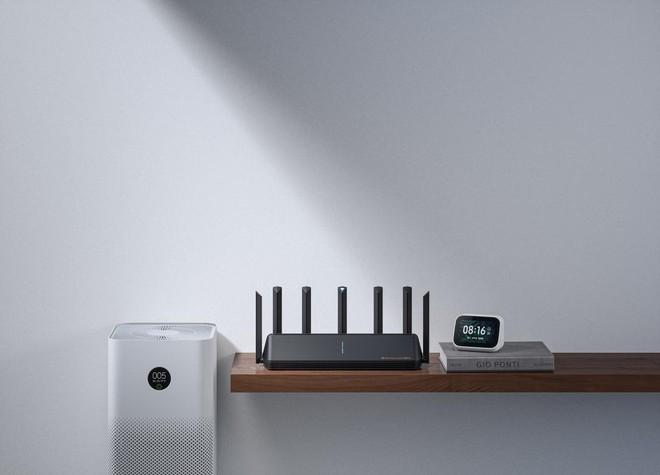 Xiaomi ra mắt Mi Router AX6000: Wi-Fi 6E, hỗ trợ mesh, giá 2.1 triệu đồng - Ảnh 2.