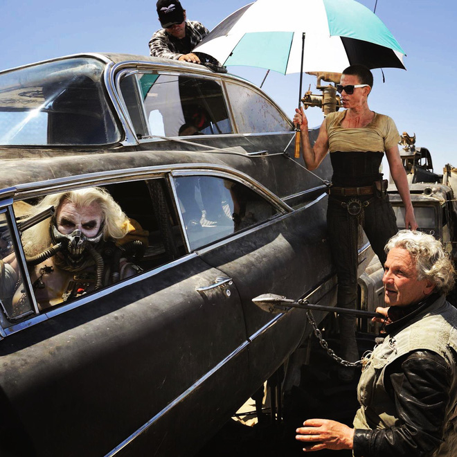 Hugh Keays-Byrne, phản diện quen thuộc của series Mad Max, qua đời ở tuổi 73 - Ảnh 2.