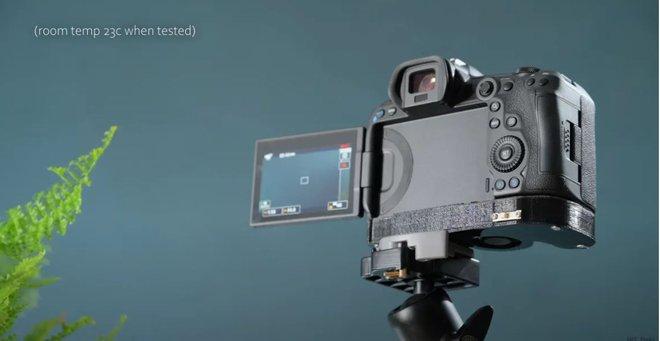 Nhiếp ảnh gia này chế cả tản nhiệt nước để giải quyết hiện tượng quá nhiệt của Canon R5 - Ảnh 3.