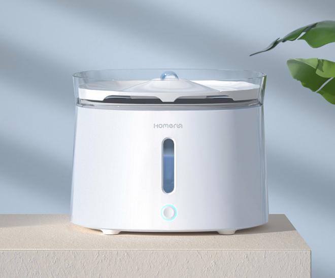 Xiaomi ra mắt máy lọc nước cho thú cưng: An toàn, vận hành êm ái, dễ vệ sinh, giá 1.1 triệu đồng - Ảnh 1.