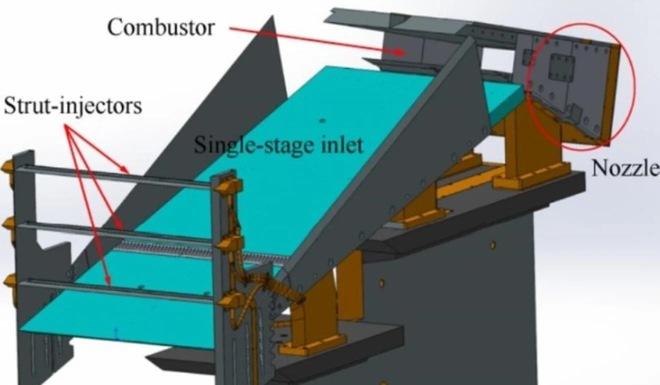 Trung Quốc thử nghiệm động cơ phản lực siêu thanh với tốc độ gấp 16 lần vận tốc âm thanh - Ảnh 5.