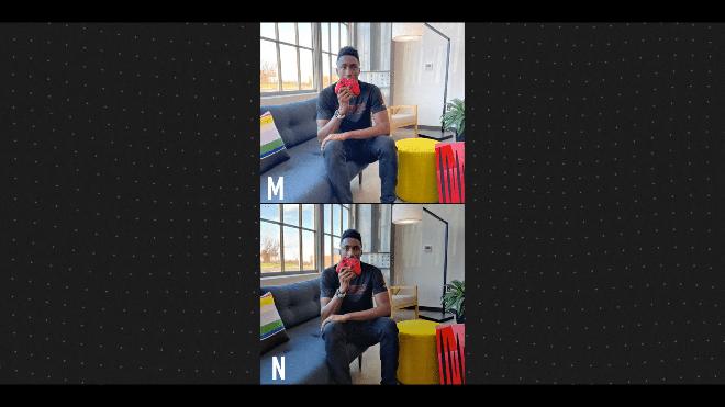 iPhone 12 Pro Max bị OnePlus 8T đánh bại trong bài blind test camera - Ảnh 1.