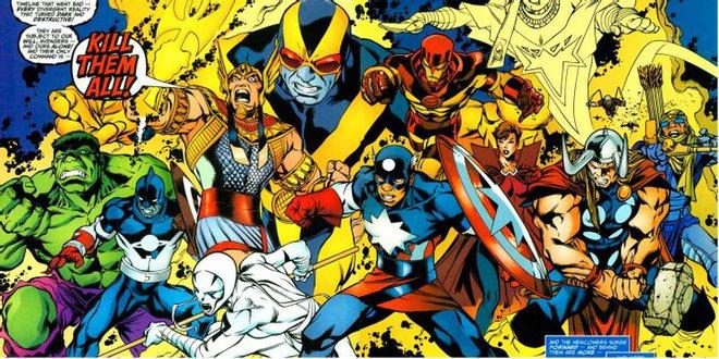 Avengers 5 sẽ hợp nhất đa vũ trụ MCU? - Ảnh 3.