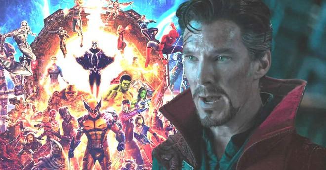 Avengers 5 sẽ hợp nhất đa vũ trụ MCU? - Ảnh 1.