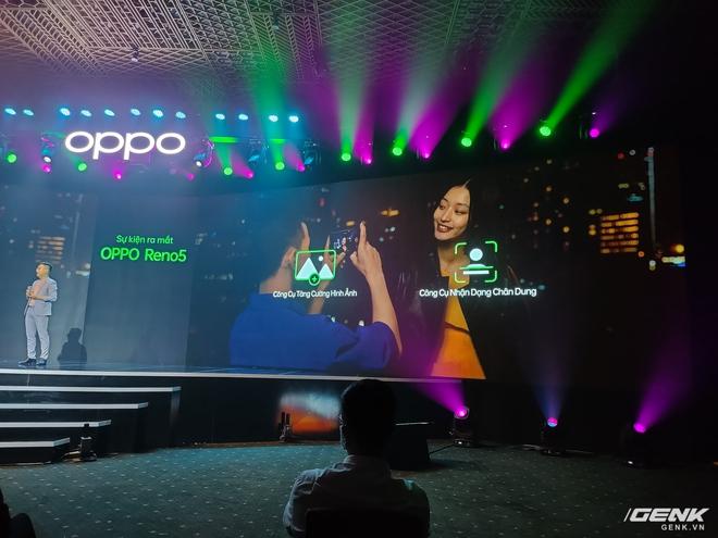 Nhìn lại OPPO Reno5 vừa ra mắt tại Việt Nam hôm nay: nhiều tính năng quay video lần đầu xuất hiện, giá 8,69 triệu đồng - Ảnh 2.