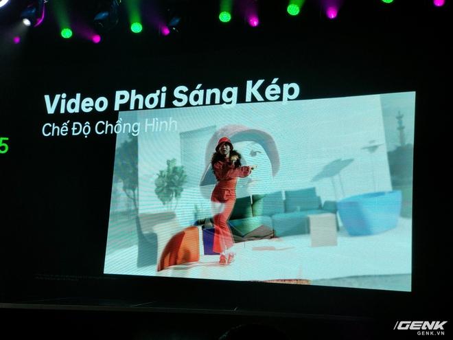 Nhìn lại OPPO Reno5 vừa ra mắt tại Việt Nam hôm nay: nhiều tính năng quay video lần đầu xuất hiện, giá 8,69 triệu đồng - Ảnh 4.