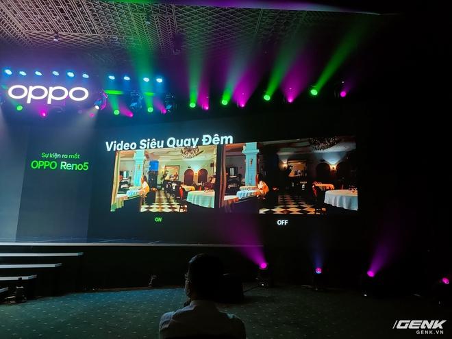 Nhìn lại OPPO Reno5 vừa ra mắt tại Việt Nam hôm nay: nhiều tính năng quay video lần đầu xuất hiện, giá 8,69 triệu đồng - Ảnh 5.