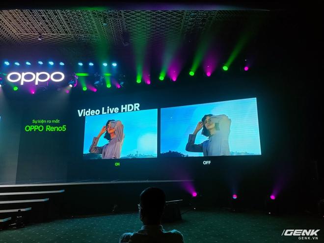 Nhìn lại OPPO Reno5 vừa ra mắt tại Việt Nam hôm nay: nhiều tính năng quay video lần đầu xuất hiện, giá 8,69 triệu đồng - Ảnh 7.