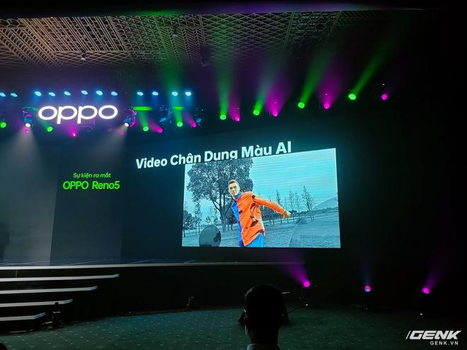 Nhìn lại OPPO Reno5 vừa ra mắt tại Việt Nam hôm nay: nhiều tính năng quay video lần đầu xuất hiện, giá 8,69 triệu đồng - Ảnh 8.