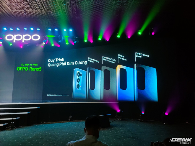 Nhìn lại OPPO Reno5 vừa ra mắt tại Việt Nam hôm nay: nhiều tính năng quay video lần đầu xuất hiện, giá 8,69 triệu đồng - Ảnh 11.