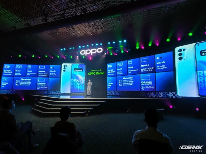 Nhìn lại OPPO Reno5 vừa ra mắt tại Việt Nam hôm nay: nhiều tính năng quay video lần đầu xuất hiện, giá 8,69 triệu đồng - Ảnh 18.