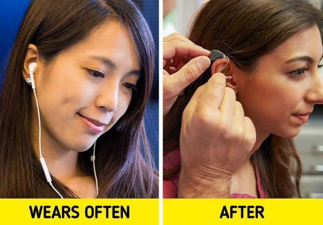 Cảnh báo: Nếu tiếp tục đeo tai nghe lâu, đây sẽ là điều xảy ra với cơ thể bạn - Ảnh 2.