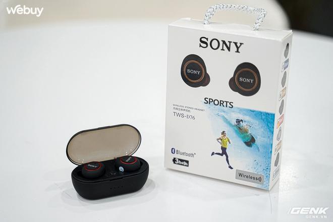 Tai nghe Sony hàng fake trên mạng bán chỉ 150k: Rõ là hàng giả mà vẫn đầy người mua, nhận cả trăm đánh giá 5 sao - Ảnh 2.