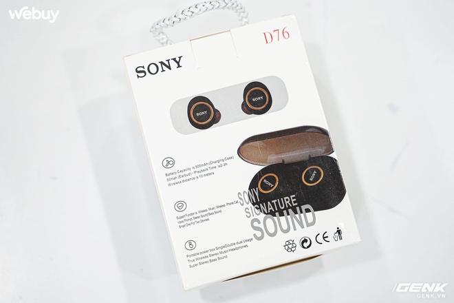 Tai nghe Sony hàng fake trên mạng bán chỉ 150k: Rõ là hàng giả mà vẫn đầy người mua, nhận cả trăm đánh giá 5 sao - Ảnh 3.