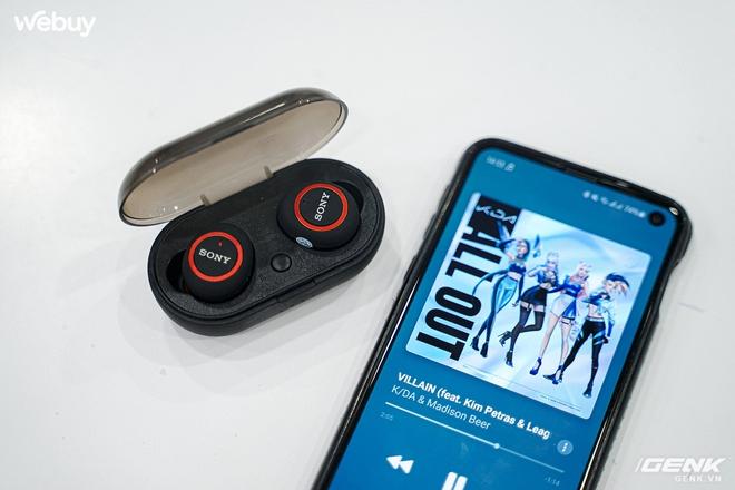 Tai nghe Sony hàng fake trên mạng bán chỉ 150k: Rõ là hàng giả mà vẫn đầy người mua, nhận cả trăm đánh giá 5 sao - Ảnh 8.