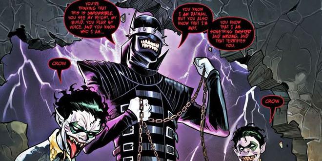 Nếu đưa được phản diện chất như Batman Who Laughs lên phim, Vũ trụ Mở rộng DC sẽ như hổ có cánh - Ảnh 1.