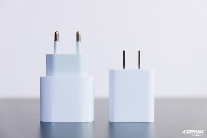 Đánh giá củ sạc Apple 20W đang cháy hàng tại Việt Nam: Giá cao nhưng chẳng có gì đặc biệt - Ảnh 6.