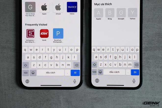 Trên tay chiếc iPhone bị người Việt ghẻ lạnh năm nay: Nhỏ tẹo bằng bàn tay, dùng một tay thì sướng, hai tay thì... sượng - Ảnh 13.