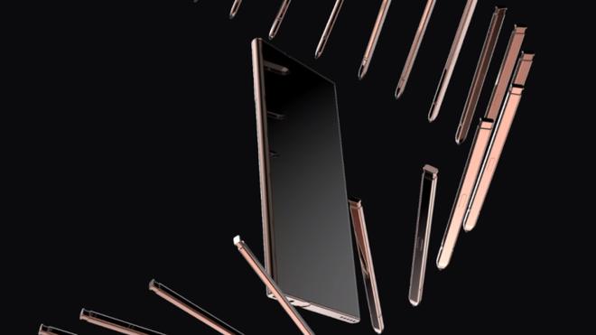 Cùng xem concept Samsung Galaxy Scroll màn hình cuộn, có thể sẽ thay thế cho dòng Note - Ảnh 1.