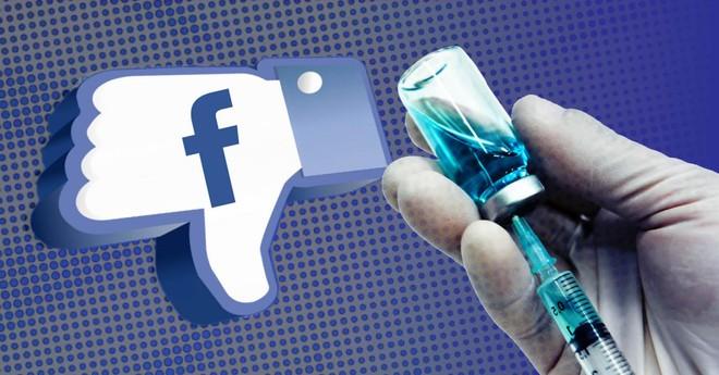 Facebook kiểm duyệt chặt hội anti-vax trước thềm tiêm chủng COVID-19: Gần 200 triệu fake news đã bị xóa hoặc dán nhãn - Ảnh 1.