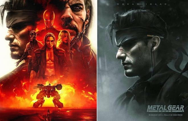 Sony sắp ra mắt bom tấn điện ảnh Metal Gear Solid, Oscar Isaac sẽ đảm nhiệm vai chính Solid Snake - Ảnh 2.