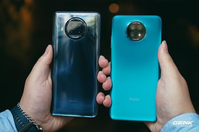 Trên tay Redmi Note 9 5G và Redmi Note 9 Pro 5G: Bộ đôi smartphone 5G giá rẻ nhất của Xiaomi - Ảnh 4.