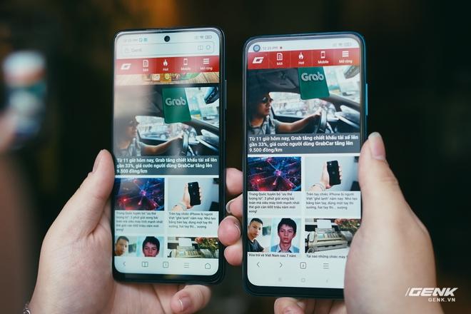 Trên tay Redmi Note 9 5G và Redmi Note 9 Pro 5G: Bộ đôi smartphone 5G giá rẻ nhất của Xiaomi - Ảnh 7.