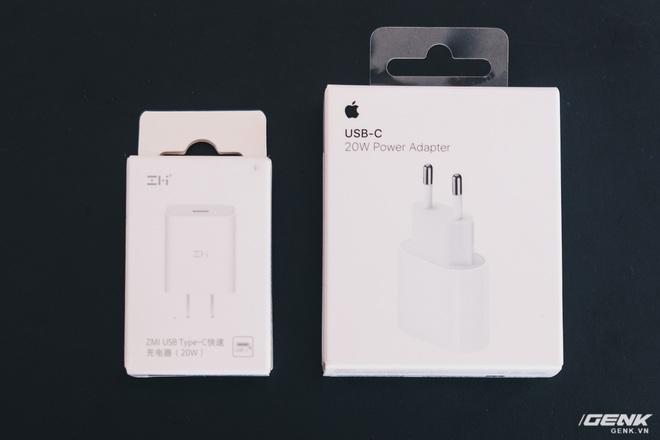 Trên tay củ sạc Xiaomi 20W dành cho iPhone: Giá 130.000 đồng, sạc nhanh như củ sạc Apple - Ảnh 11.