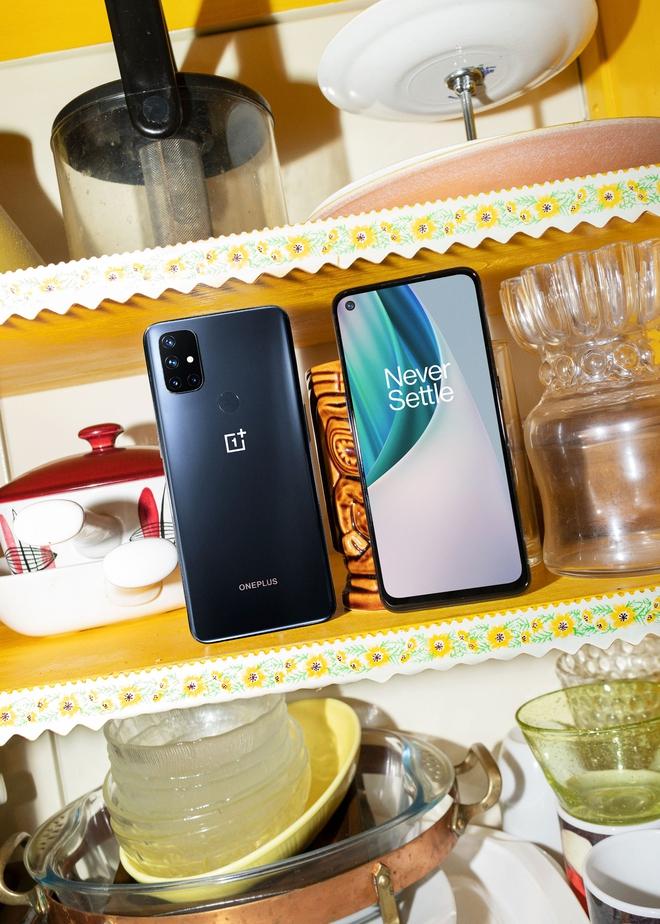 OnePlus ra mắt smartphone 5G rẻ nhất tại VN: Snapdragon 690, 4 camera 64MP, pin 4300mAh, giá 7.99 triệu đồng - Ảnh 3.