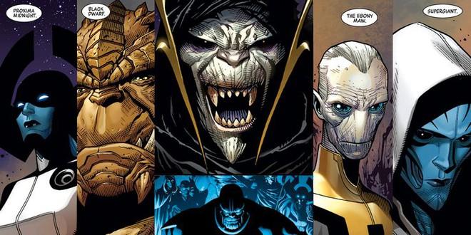 Nếu Marvel Studios không bỏ quên thành viên thứ 5 của Black Order, Thanos có lẽ đã đánh bại Avengers trong 1 nốt nhạc rồi - Ảnh 2.