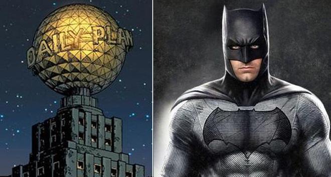 Những sự thật thú vị về các siêu anh hùng nhà Marvel và DC - Ảnh 5.