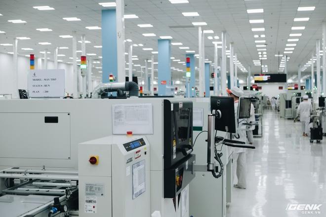 Bên trong nhà máy VinSmart tại Hoà Lạc - Ảnh 5.