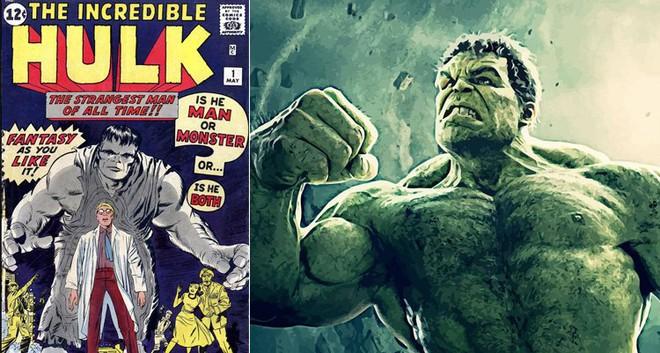 Những sự thật thú vị về các siêu anh hùng nhà Marvel và DC - Ảnh 2.
