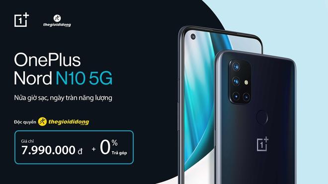 OnePlus ra mắt smartphone 5G rẻ nhất tại VN: Snapdragon 690, 4 camera 64MP, pin 4300mAh, giá 7.99 triệu đồng - Ảnh 8.