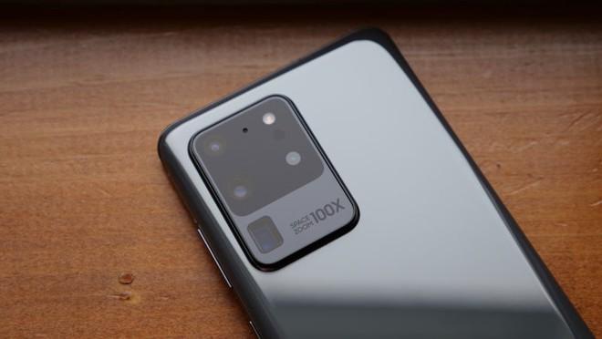 Samsung đang phát triển cảm biến camera 600MP, chiếm 12% diện tích của smartphone và dày 22mm - Ảnh 1.