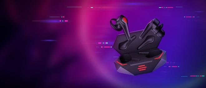 ZTE ra mắt tai nghe không dây dành riêng cho game thủ: Độ trễ thấp, pin 20 giờ, giá 1.1 triệu đồng - Ảnh 1.