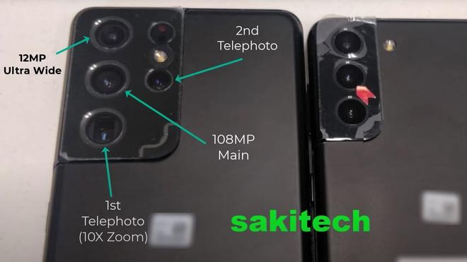 Galaxy S21 Ultra lộ ảnh thực tế với cụm camera siêu to khổng lồ, sử dụng cảm biến 108MP thế hệ mới, ra mắt vào 14/1 - Ảnh 2.