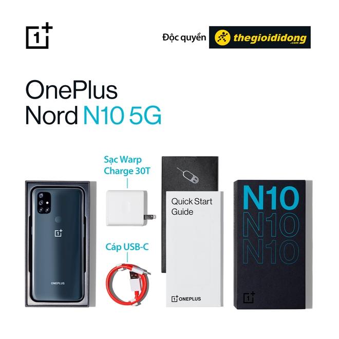 OnePlus ra mắt smartphone 5G rẻ nhất tại VN: Snapdragon 690, 4 camera 64MP, pin 4300mAh, giá 7.99 triệu đồng - Ảnh 7.